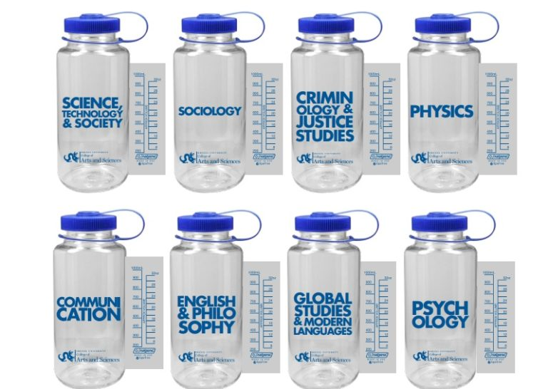Drexel Water Bottle 20170831