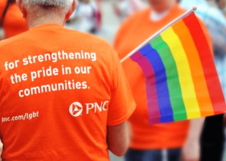 PNC PRIDE custom tshirts