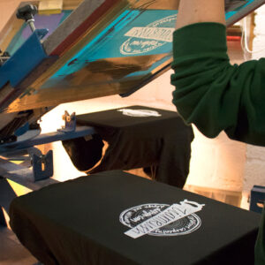 custom contract screen printing