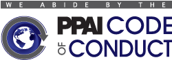 PPAI CODE OF CONDUCT LOGO