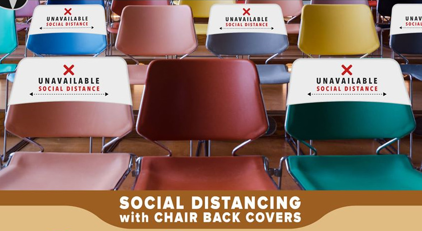social distancing chairs
